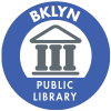 BKLYN Library Badge