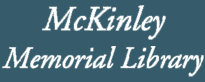 McKinley Memorial Library