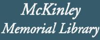 McKinley Memorial Library